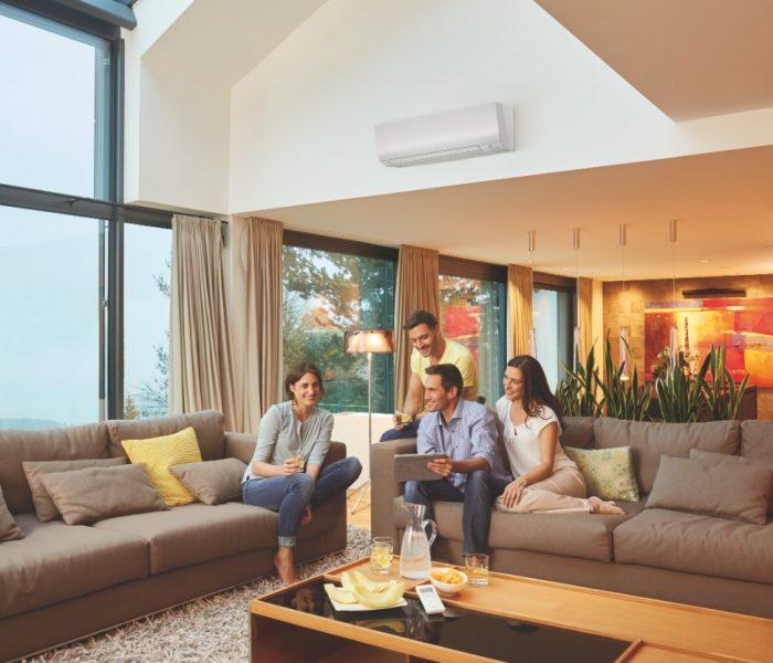 Klimaanlage für Haus und Wohnung Großraum München