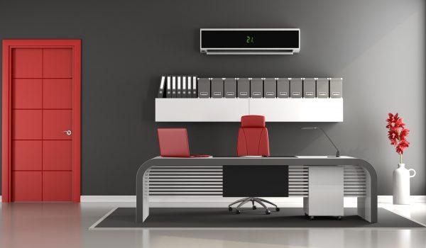Klimaanlage im Büro in München und Bayern
